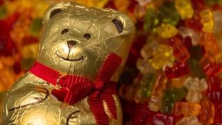 Lindt siegt gegen Haribo: Den Goldbären gibt es weiterhin