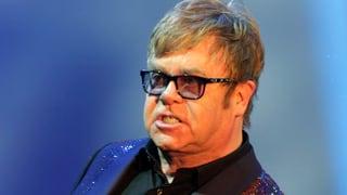 Elton John: «Ich hätte sterben können»