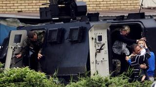 Polizeieinsatz in Mazedonien: Zahl der Toten auf 22 angestiegen