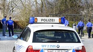 Weniger Kriminalität im Aargau – trotz wachsender Bevölkerung