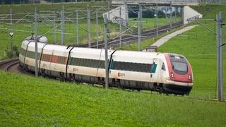 Region will mehr Schnellzughalte im Bahnhof Aarau