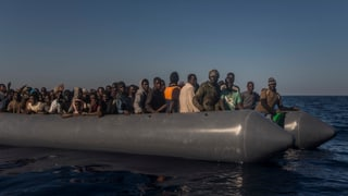 «Menschen begeben sich nicht auf die Flucht, weil wir helfen»