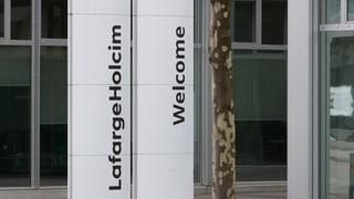 Lafarge-Holcim fa passa 300 milliuns francs dapli gudogn