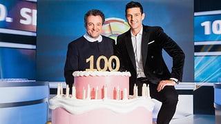«Top Secret – 100. Sendung» mit Marco Rima