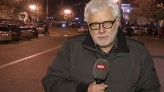 SRF-Korrespondent: «Einen Krieg auf der Krim wird es kaum geben»