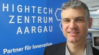 Hightechzentrum Aargau zieht nach einem Jahr positive Bilanz