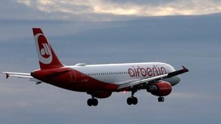 Schrumpfkur bei Air Berlin könnte auch Zürich treffen