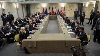 Streit um Irans Atomprogramm: Die Meilensteine im Überblick