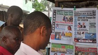 Ebola als Wirtschaftskatastrophe