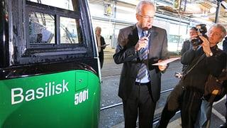 Neuer BVB-Direktor will mit Flexity-Tram in die Zukunft fahren
