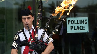 Der wichtigste Tag im Leben eines Schotten