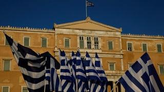 Griechisches Parlament vor Schicksalsabstimmung
