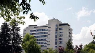 Neues Rehazentrum am Luzerner Kantonsspital Wolhusen