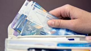 Konsumklima in der Schweiz bleibt stabil
