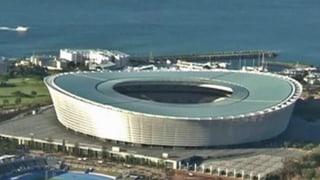 Fussballstadien – die Geldschlucker Südafrikas