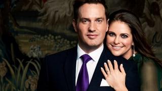 Interview: Prinzessin Madeleine über die Pläne für ihre Hochzeit