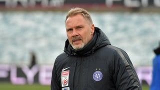 Thorsten Fink neuer GC-Trainer