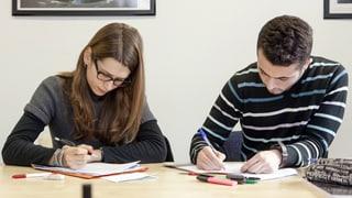 Gute Berufsbildung sei der Grund für die tiefe Maturitätsquote