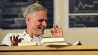 Rainald Goetz bekommt den Georg-Büchner-Preis
