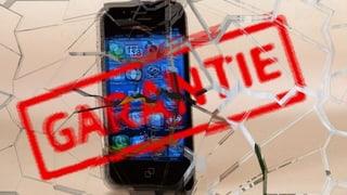 Handyreparatur und Garantie: Das müssen Sie beachten