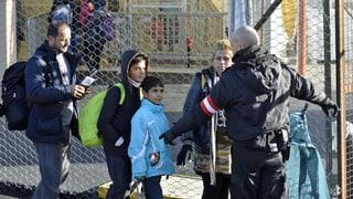 So viele Asylbewerber wie seit dem Zweiten Weltkrieg nicht mehr