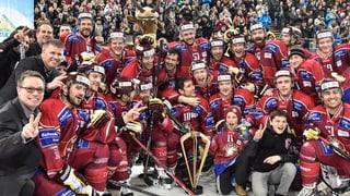 Genf schreibt am Spengler Cup Geschichte