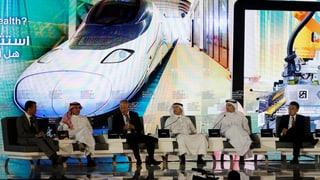 Noch gibt es sie erst auf Papier. Doch die Megastadt bedeutet für Saudi-Arabien die Zukunft, wie SRF-Korrespondent Fredy Gsteiger sagt.