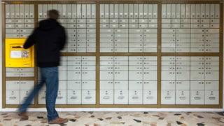 La posta grischuna ed il «service public»