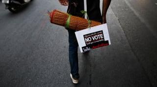 Thailand: Nach der Wahl ist vor der Wahl