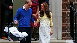 Prinz William: Schlafmangel wegen Töchterchen Charlotte