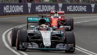 F1: Pole per Lewis Hamilton en il GP da l'Australia