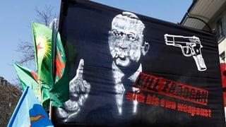 Erdogan attackiert Schweizer Regierung