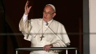 Pontifex richtet mahnende Worte an Polen