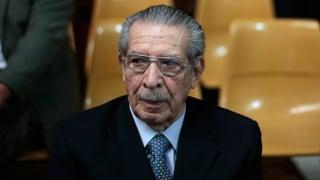 Ex-Diktator zu 80 Jahren Haft verurteilt