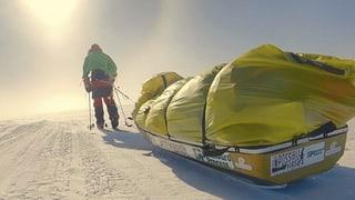 Erster Mensch durchquert Antarktis alleine und ohne Hilfsmittel