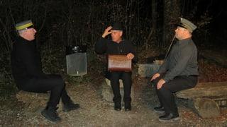 Das «Polenlager» von Büren a.A. lebt als Theater auf
