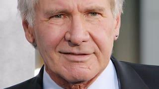 Ehrenpreis: Harrison Ford kommt nach Zürich