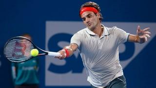 Federer ohne Mühe gegen Matosevic