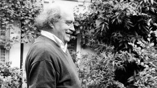 Der Hörspieler Urs Widmer: Komponieren, ohne Komponist zu sein