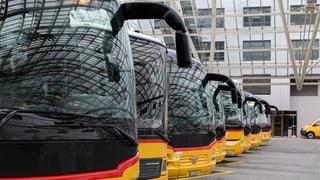 Postauto zahlt 205 Millionen an Bund, Kantone und Gemeinden