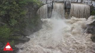 Tief «Tete» bringt Sturm und Starkregen