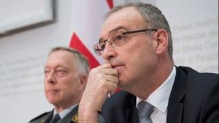 Abgang von Armee-Chef Blattmann: Das war der Liveticker