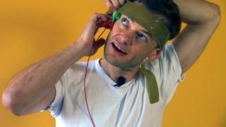 Transkranielle Stimulation: Mehr Hirnleistung dank Strom?