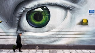Griechische Künstler werfen ein kritisches Auge auf ihr Land