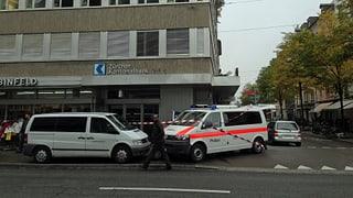 Schon wieder ein Banküberfall an der Zürcher Langstrasse