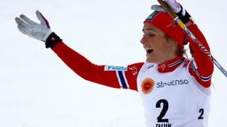 So lief der WM-Skiathlon der Frauen