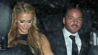 Paris Hilton trennt sich von ihrem Schweizer Millionär