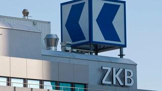 Drei ZKB-Mitarbeiter in den USA wegen Steuerbetrugs angeklagt