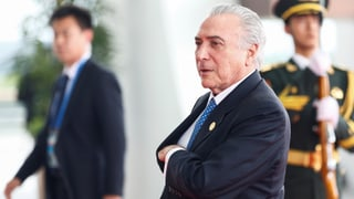 «Temer ist nicht Brasiliens Erneuerer»