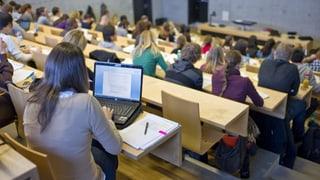 Austauschstudenten meiden die Schweiz